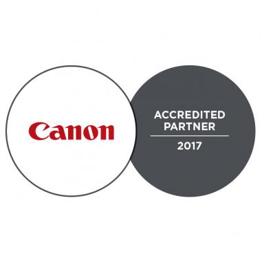 Stali jsme se akreditovaným partnerem Canon