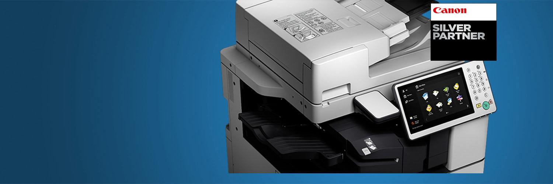 Servis kopírek a tiskáren Canon